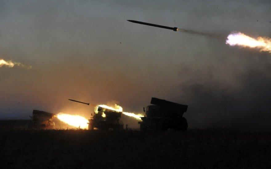 Зона АТО на Украине: обстрелы возобновились