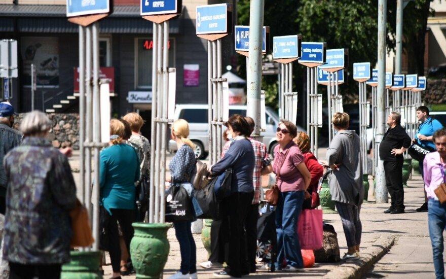 Представителям среднего класса в Литве сложно отправиться в путешествие, важны не только доходы