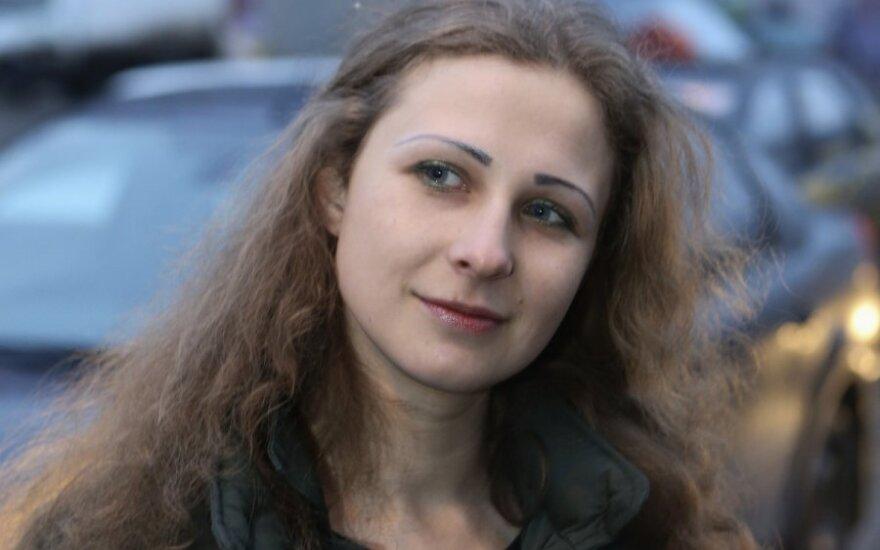 """""""Pussy Riot"""": Maria Alochina wyszła na wolność"""