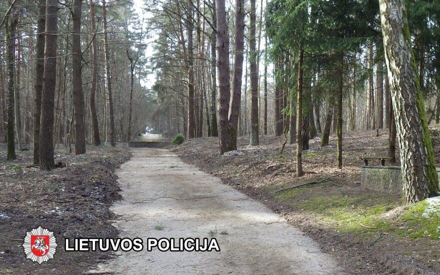 В суд передано дело об убийстве 15-летней девушки на вильнюсском кладбище