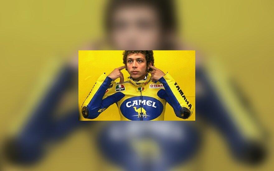 MotoGP: Росси— девятикратный чемпион мира