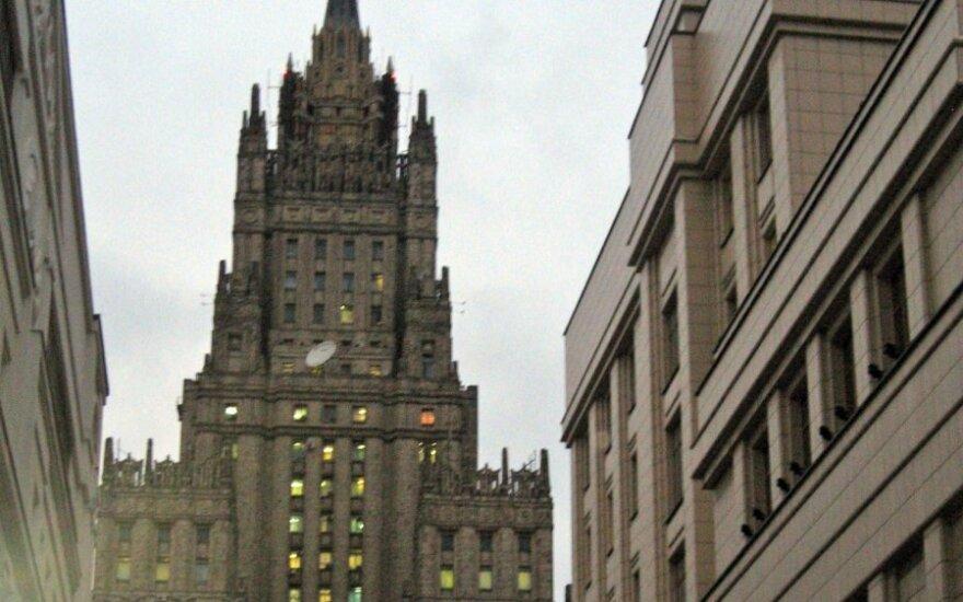 МИД России опять обвинил Литву в сведении счетов с историей