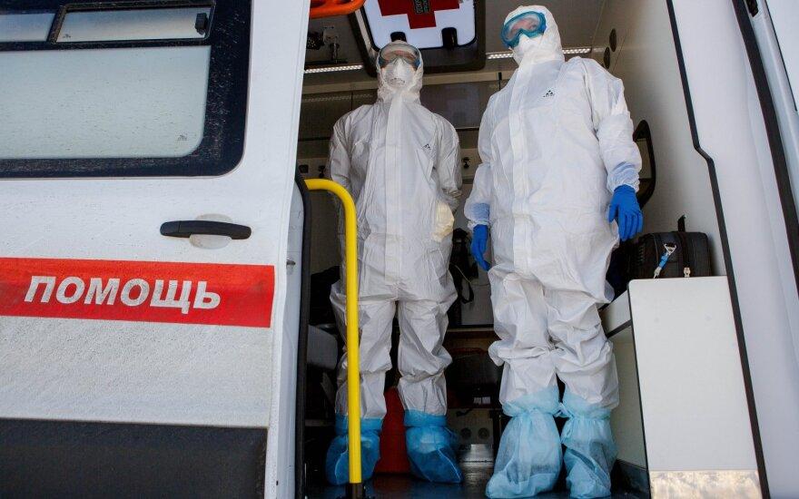 В Подмосковье из-за коронавируса введен режим повышенной готовности