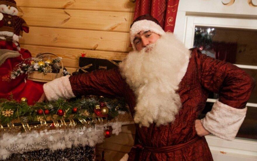 Тракай – cтолица Дедов Морозов