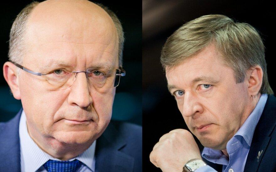 Карбаускис - абсолютный лидер рейтинга ненадежных политиков: обошел даже Кубилюса
