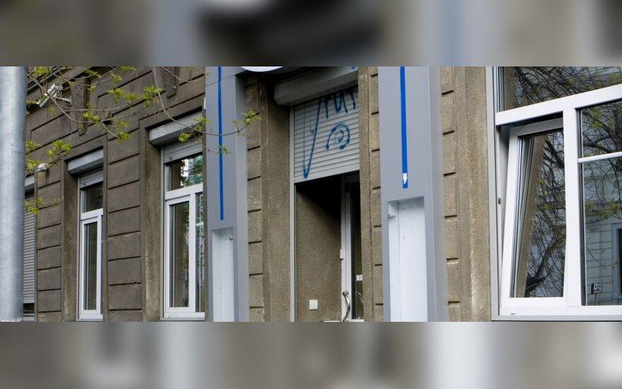 Вильнюсские франты покупали фальшивую одежду в подпольном магазине
