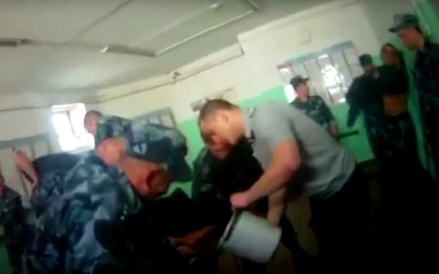 Пытки в ИК-1 Ярославля
