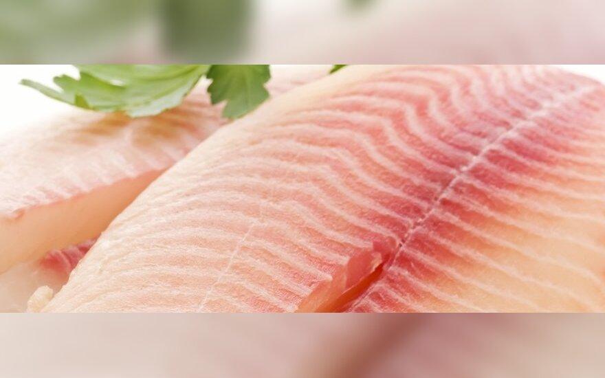 Свежая рыба полезнее рыбьего жира