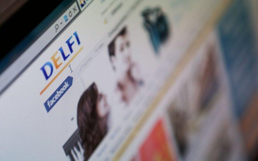 В странах Балтии DELFI известен больше, чем Samsung или Audi