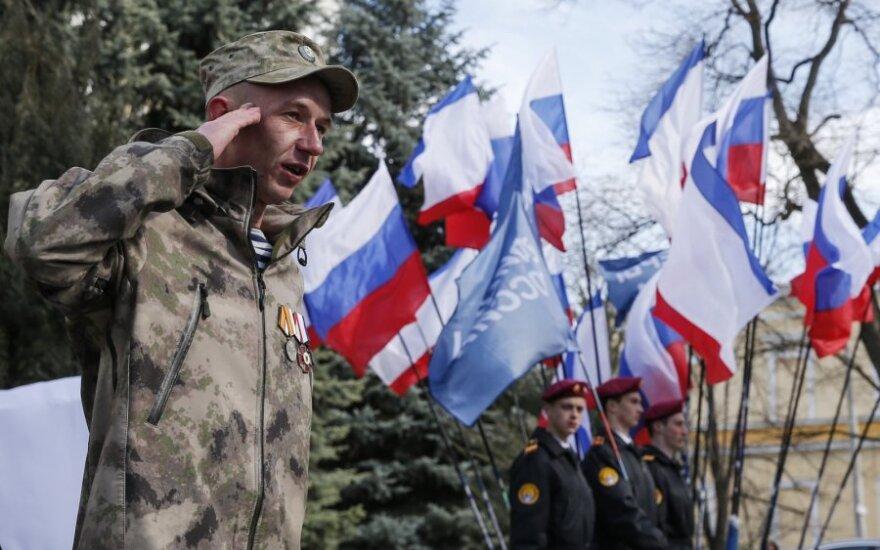 В России оппозиционер пытается через суд отменить аннексию Крыма