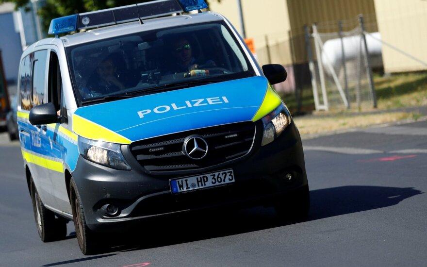 В ФРГ задержана банда из Беларуси, грабившая грузовики