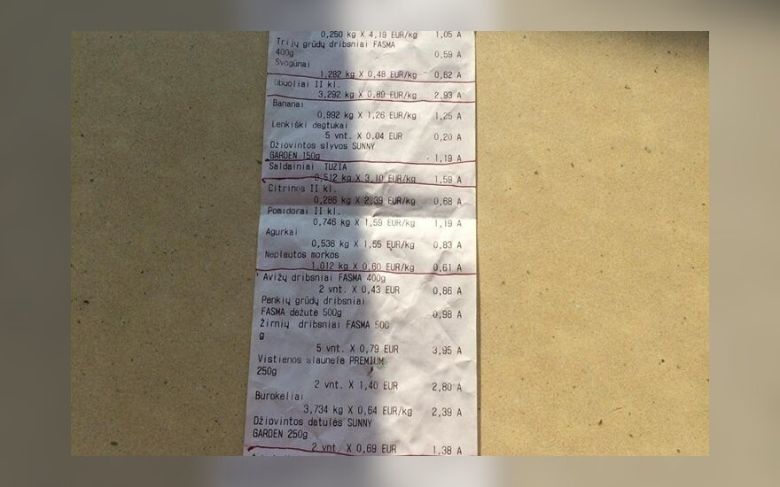 Налоговая инспекция: интерес к чековой лотерее не угасает
