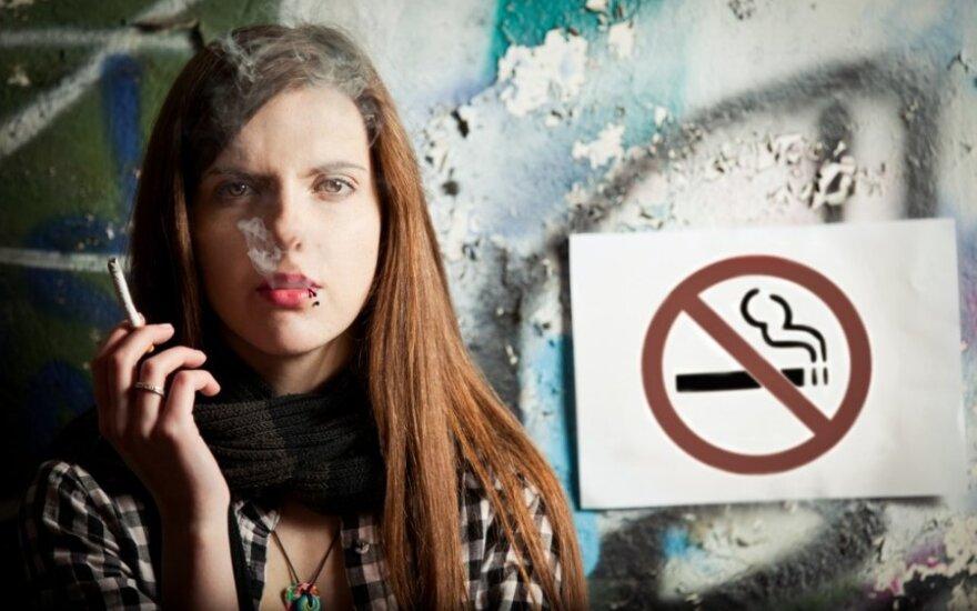 Число курильщиков в мире приблизилось к миллиарду