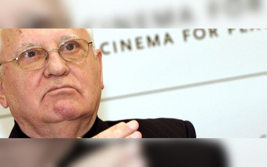Горбачев: не надо спешить с захоронением Ленина