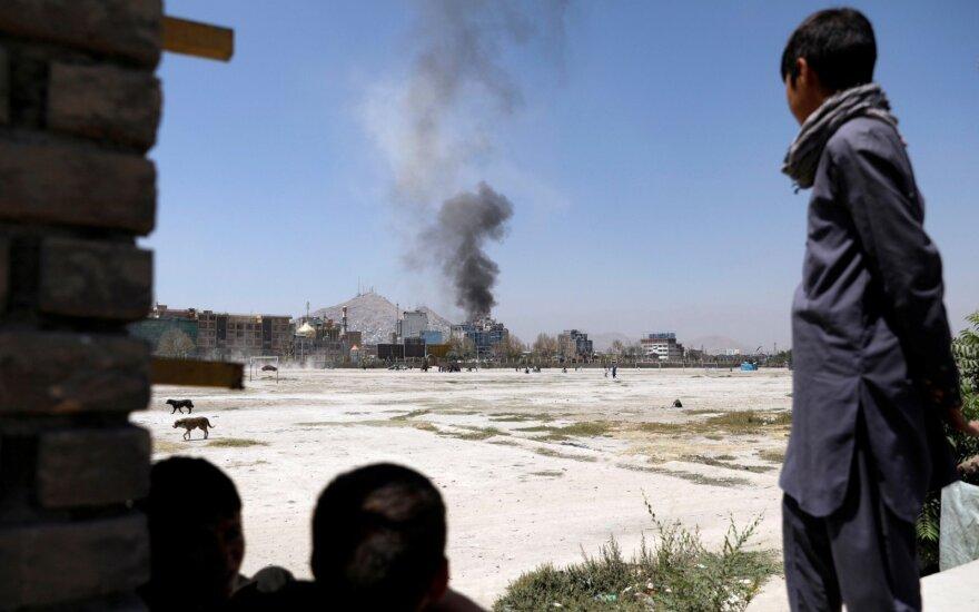 """США ликвидировали лидера филиала """"Исламского государства"""" в Афганистане"""