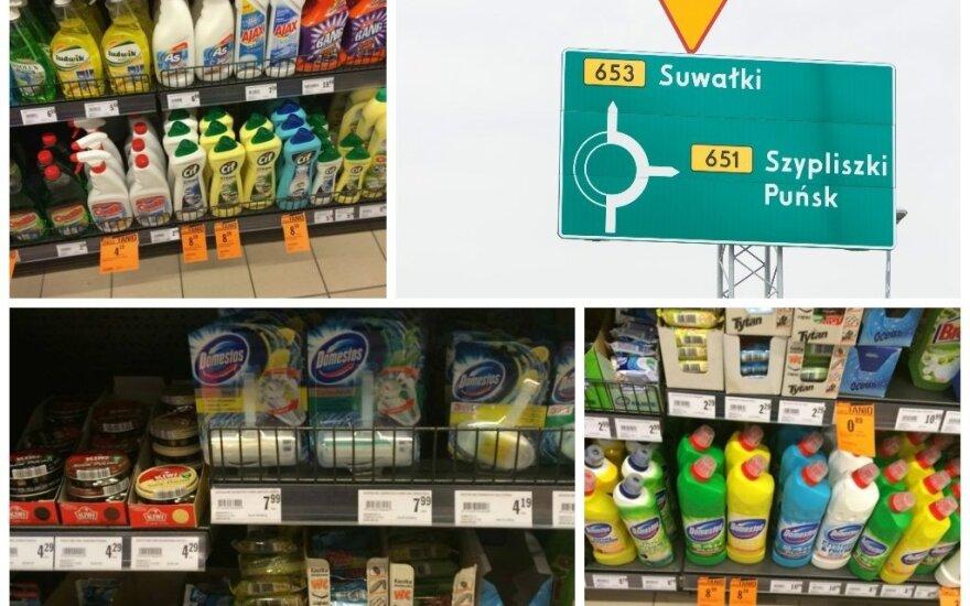 Ценовое сравнение: какие товары не стоит покупать в Польше