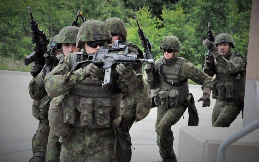 Министры обороны Литвы, Польши и Украины подпишут соглашение о совместной бригаде