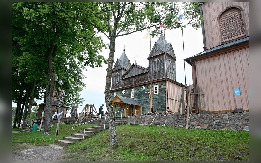 Kościół Wniebowzięcia NMP w Berżnikach