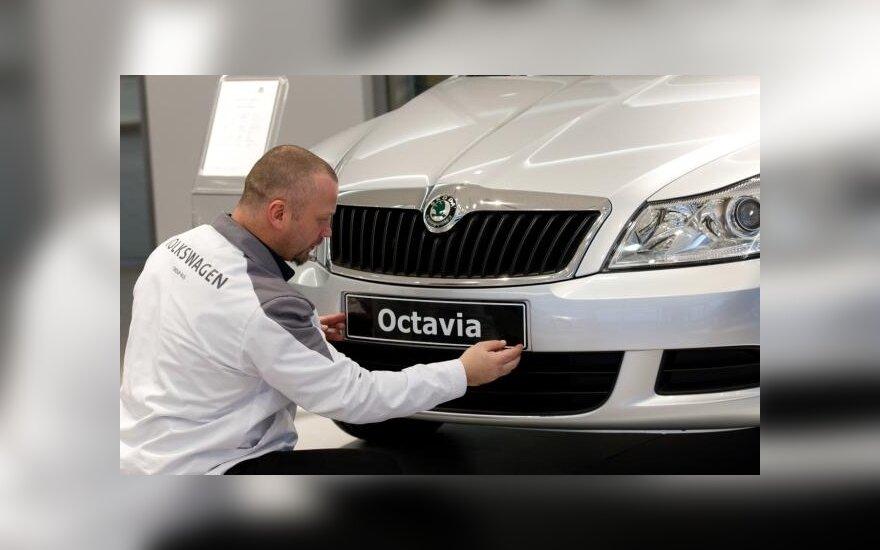 Skoda Octavia vRS получила 590-cильный мотор