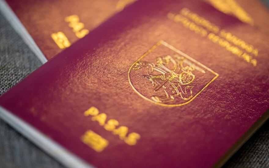 Минюст Литвы обратится в КС по поводу написания нелитовских имен в документах