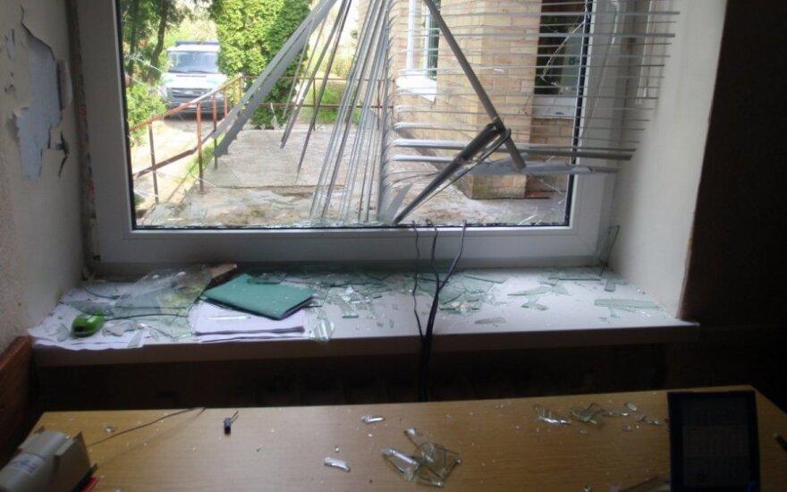 Zatrzymano sprawców włamania na posterunek policji w Podbrzeziu