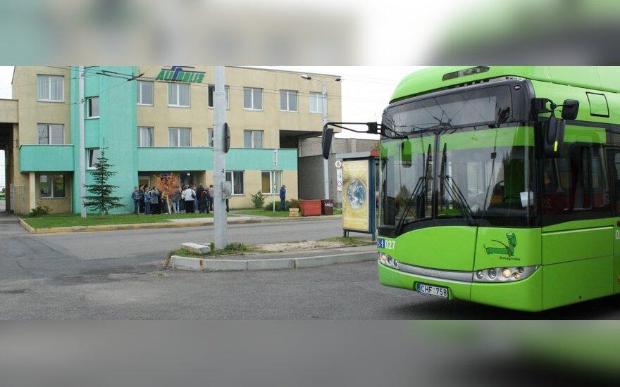 В Каунасе малолетние дети избили и ограбили женщину