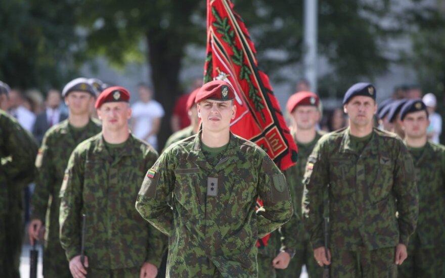 Оборонный бюджет Литвы будет увеличен на треть