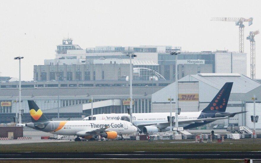 Брюссельский аэропорт Завентем открывает зал вылетов