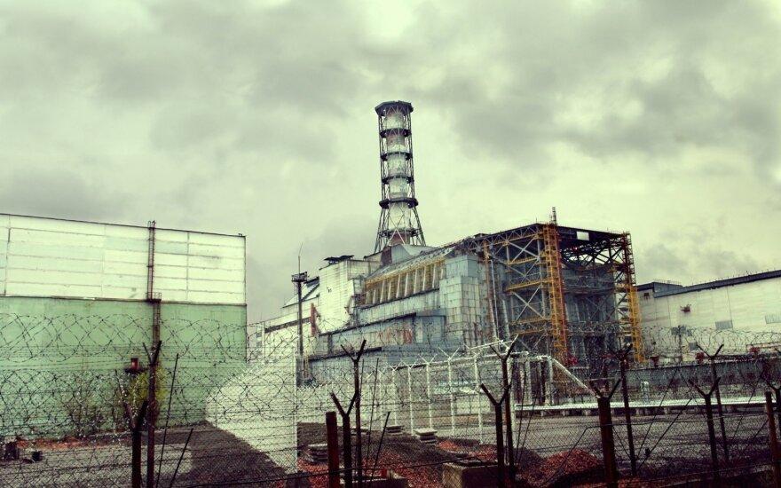 33 года назад произошла авария на Чернобыльской АЭС
