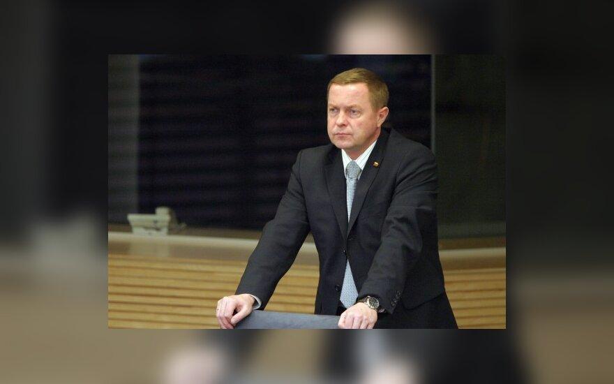 Стражей этики просят оценить высказывания Валинскаса