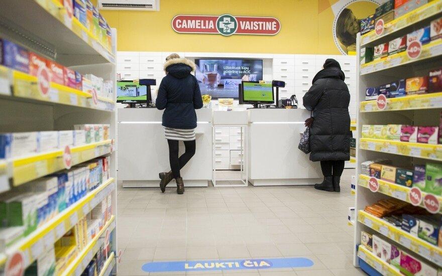 В вильнюсской аптеке умерла женщина: свидетель происшествия удивлена поведением аптекарей