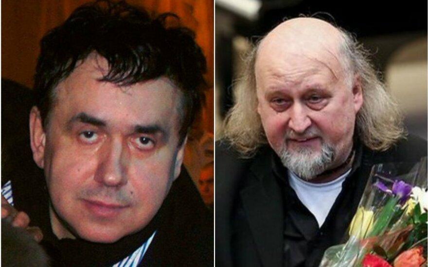 C.Садальский и Г.Падегимас