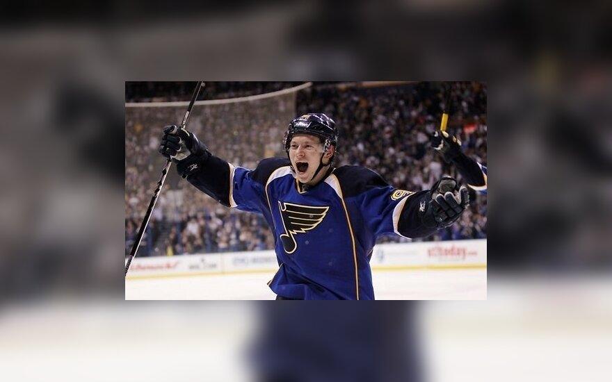 Российский хоккеист подписал в НХЛ контракт на 60 миллионов