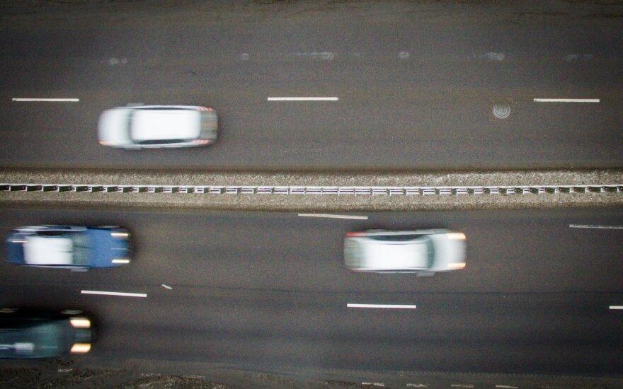ЕИБ предоставит средства на реконструкцию дороги Вильнюс - Утена
