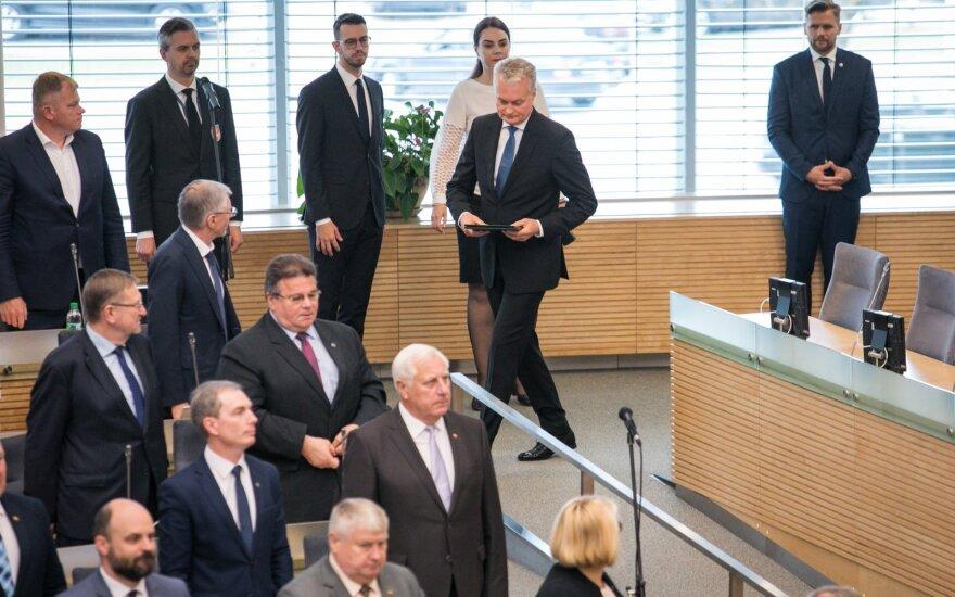 Президент Литвы не получил убедительного ответа правящих о смене министра транспорта