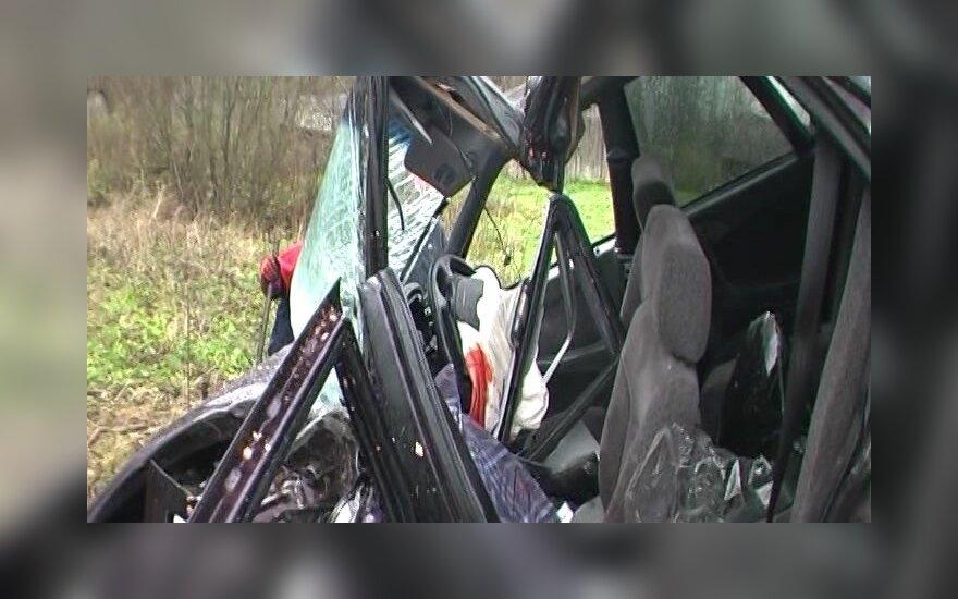 В Тельшяйском районе погиб водитель