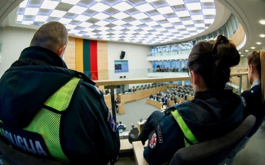 В Литве планируют отменить срок проведения расследований