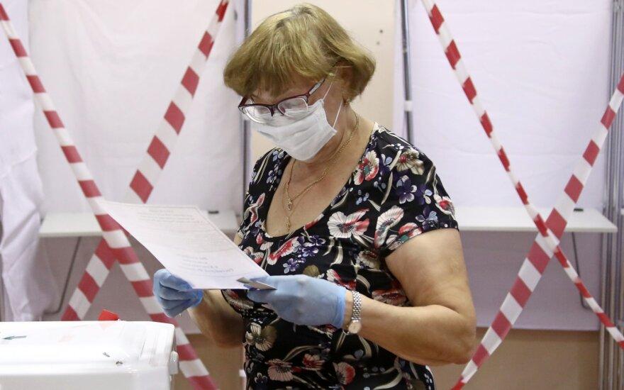 """""""Заболеем так заболеем"""": в петербургском избиркоме обнаружили коронавирус"""