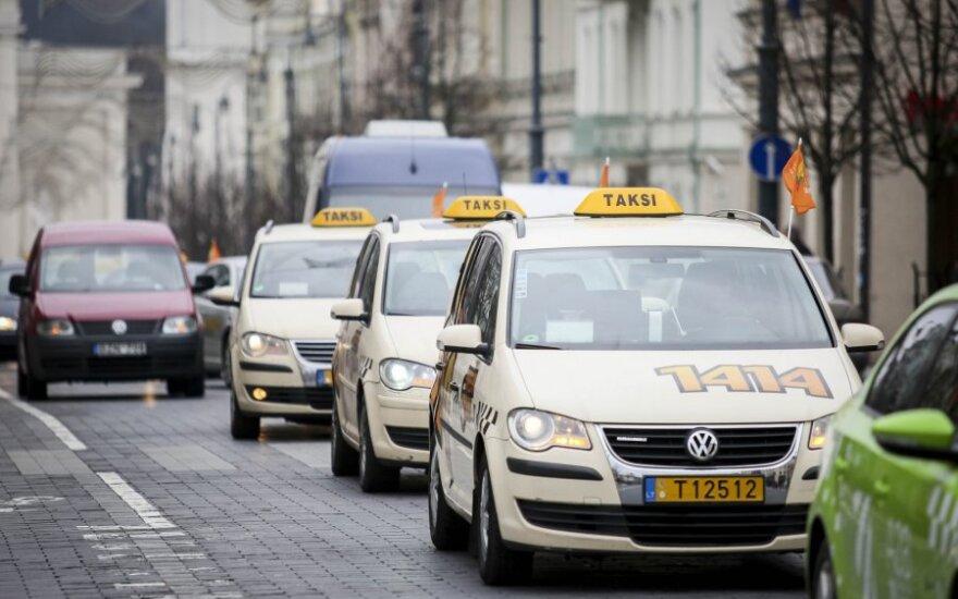 Прогноз: такси в Литве исчезнут в ближайшее время