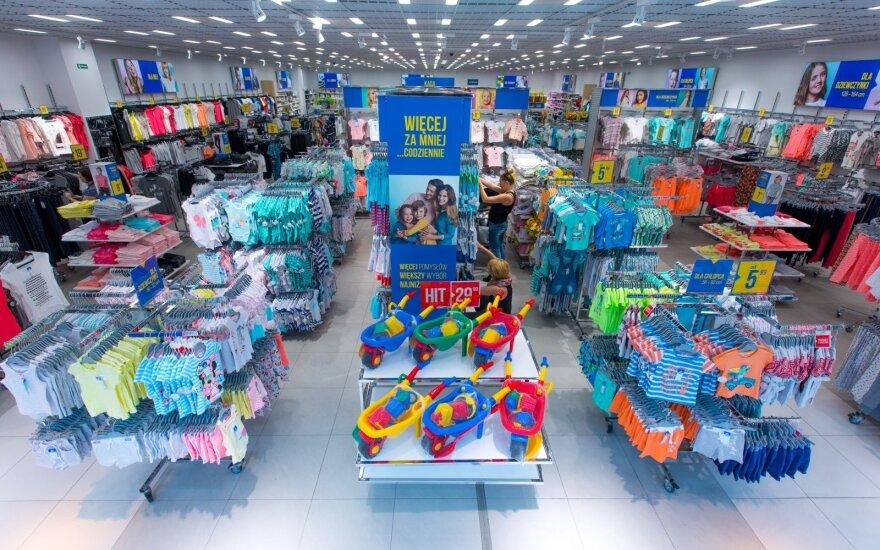 Первый магазин Pepco в Литве откроется в Мариямполе