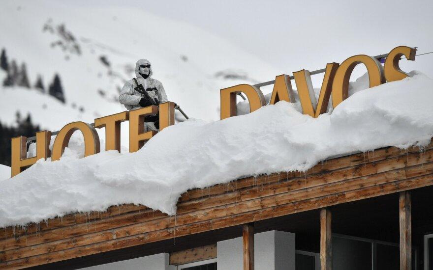 Pasaulio ekonomikos forumas Davose