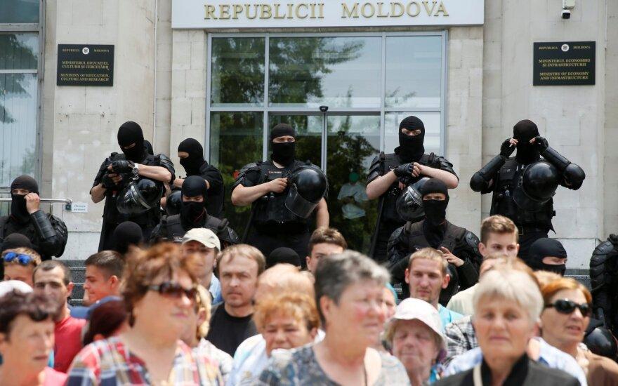 Что произошло в Молдавии? Взляд из Литвы
