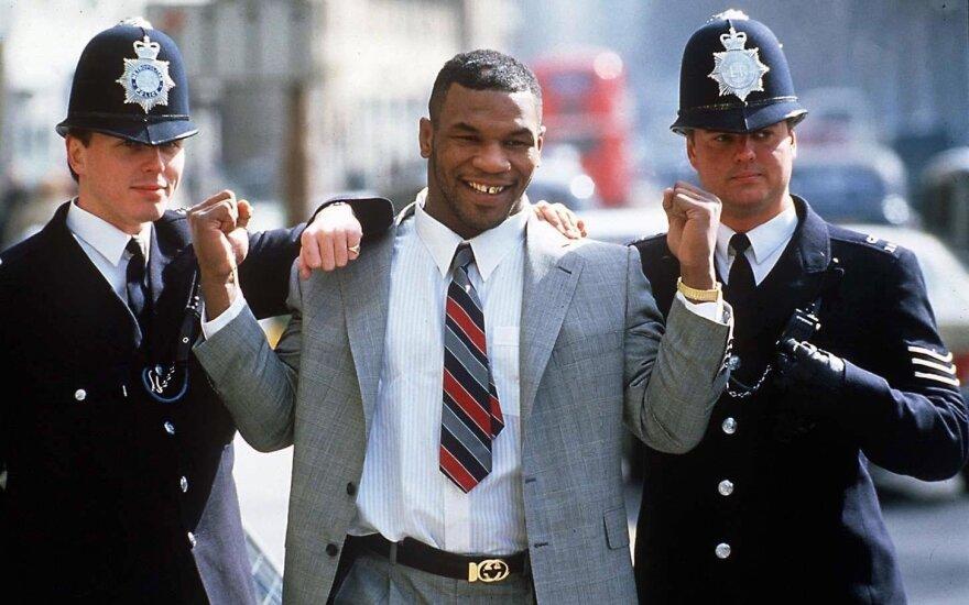 Mike'as Tysonas. 1985-1993 m.