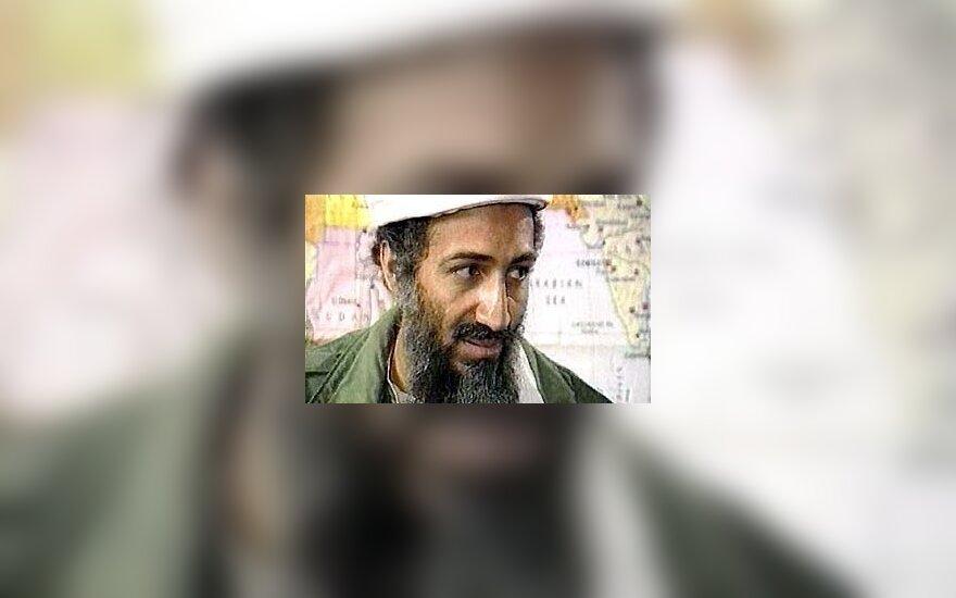 Бин Ладен выступил с аудиообращением к американцам