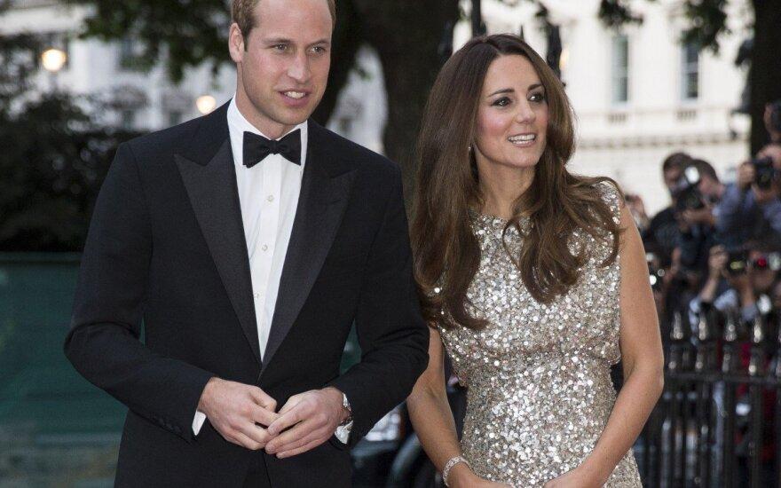 Kate Middleton, princas Williamas