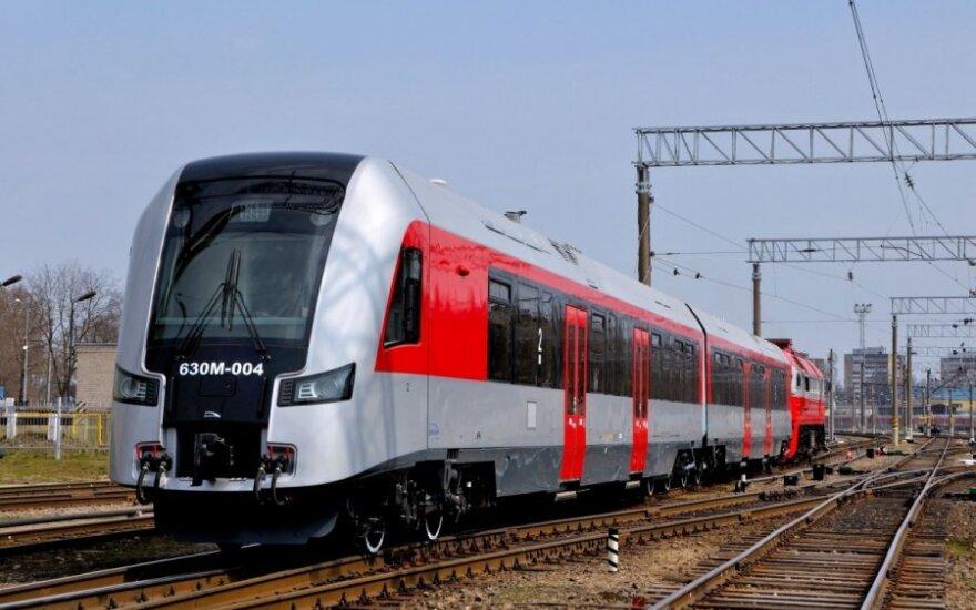 В Литве появился новый железнодорожный маршрут