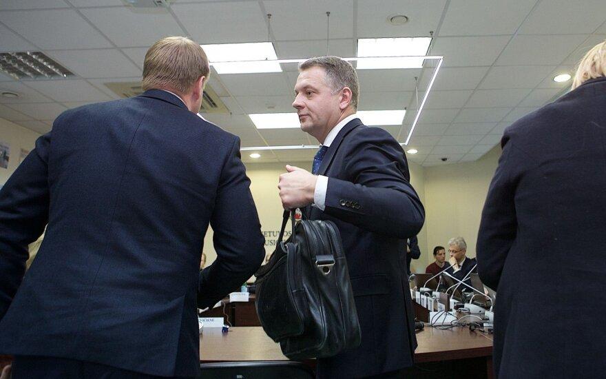 Главизбирком Литвы лишил Масюлиса депутатского мандата