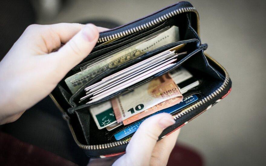 Прогноз власти Литвы: рост зарплат превысит рост цен
