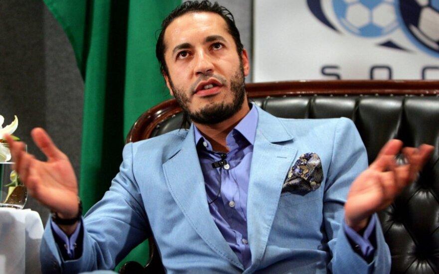 Saadi Gaddafi
