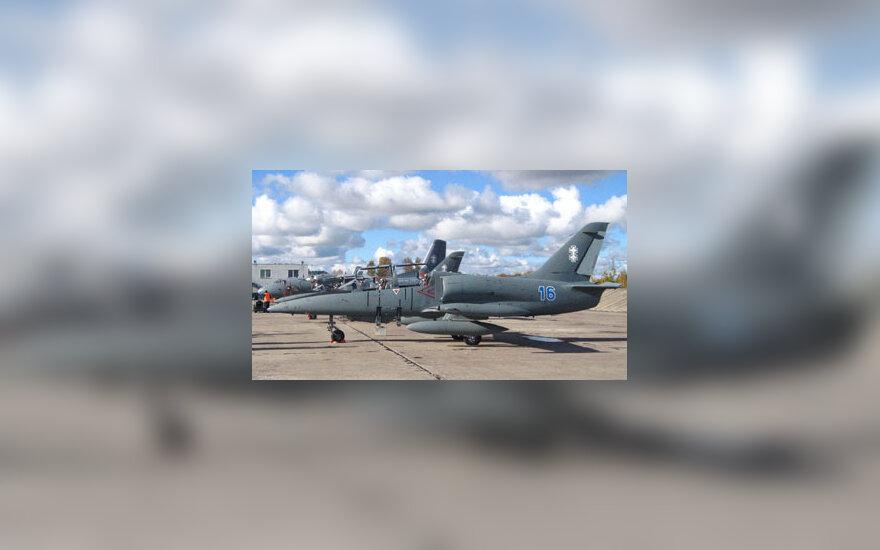 Lėktuvas L-39 ZA
